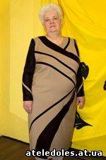 Платье для старше 60